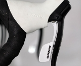 SRAM Apex components add a white option for 2012. © Cyclocross Magazine