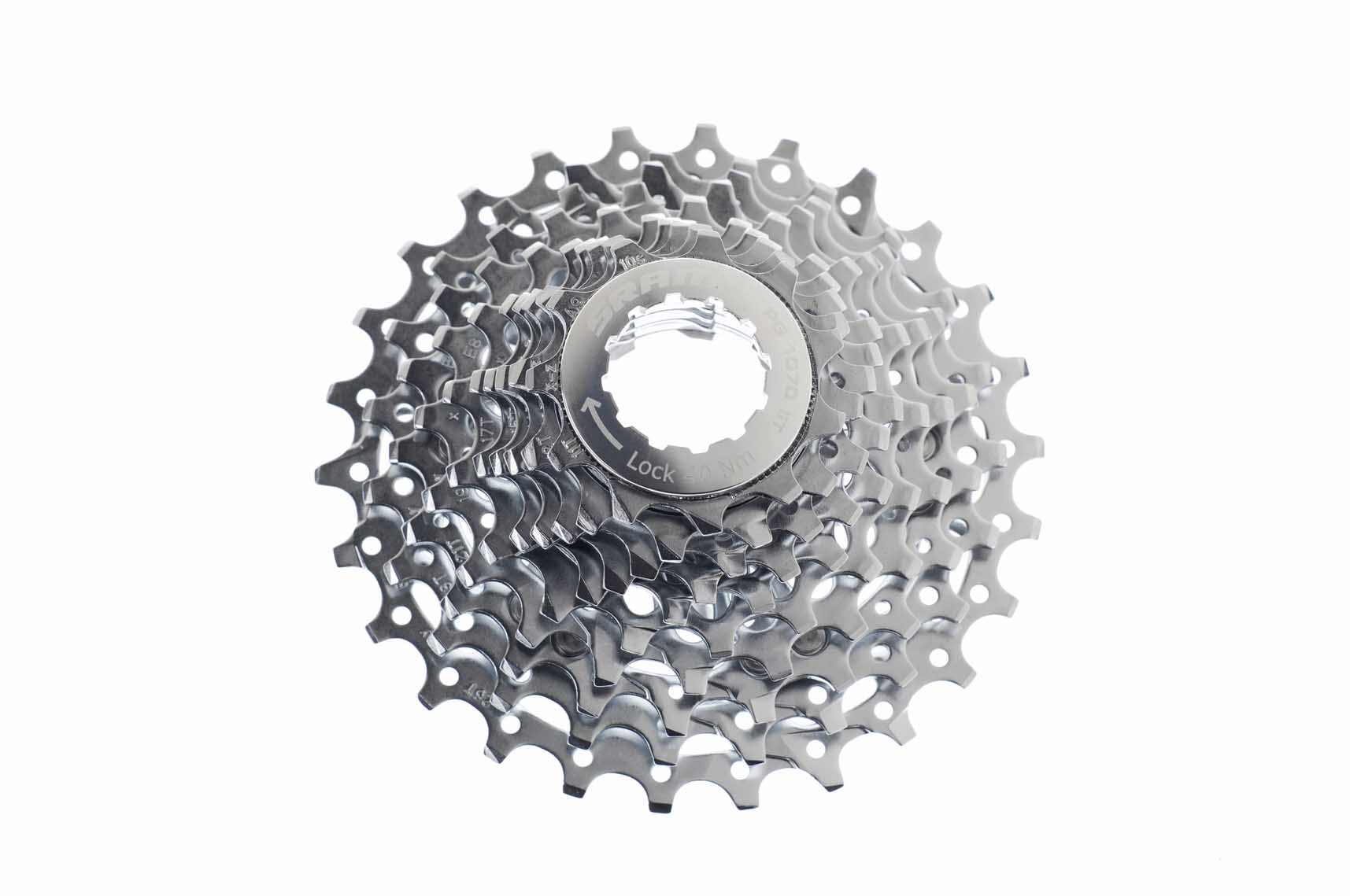 New SRAM Force 2010 Cassette