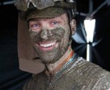 Mud makeup. © Laura Newman