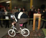 Pixie cross provided the first true test of bike handling skills. SSCXWC 2011 Party and Qualifiers. © Cyclocross Magazine