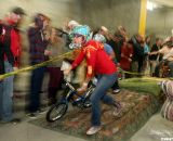 The girls didn't have to qualify but still got rad. SSCXWC 2011 Party and Qualifiers. © Cyclocross Magazine