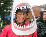 Former pros like Rachel LLoyd came out of retirement, in costume, for the event. SSCXWC 2011 © Cyclocross Magazine
