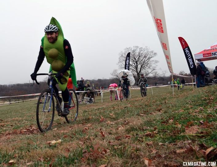 at SSCXWC 2013. © Cyclocross Magazine