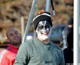 A cyclocross spectator went all out. © Ethan Glading