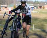 Clear, chilly conditions made for a great race in Sterling.? Natalia McKittrick, Pedal Power Photography, 2009