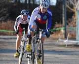 Wellons took third place with a well timed sprint.? Natalia McKittrick, Pedal Power Photography, 2009
