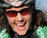 McConneloug was thrilled with the win.? Natalia McKittrick, Pedal Power Photography, 2009