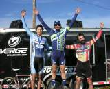 Cat 2-3 men's podium ? Paul Weiss Photo/Video