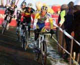 Meeusen took his first Elite Superprestige win in Gieten. © Bart Hazen
