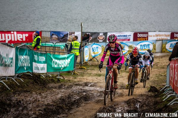Superprestige CX Gieten: Women - Gieten, The Netherlands - 24th November 2013