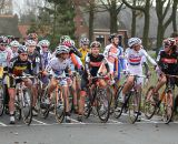 The women at the start. © Thomas van Bracht.