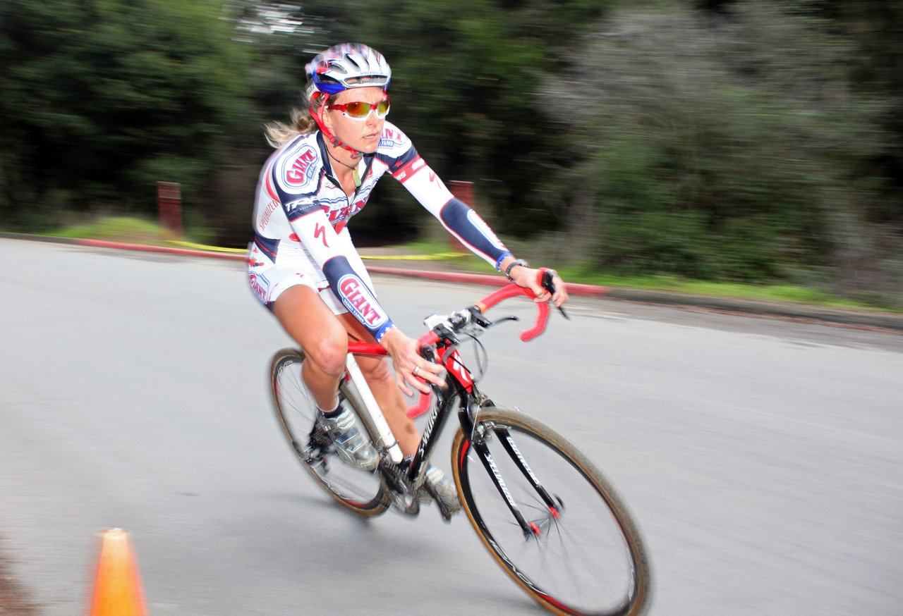 Miller also raced the men\'s A race and put in another hard five laps. Surf City Cyclocross Series Finale, Aptos High School, 1/10/10. ? Cyclocross Magazine