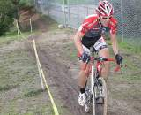 Andy Jacques-Maynes is looking forward to a better 2010 in 'cross. Surf City Cyclocross Series Finale, Aptos High School, 1/10/10. ? Cyclocross Magazine