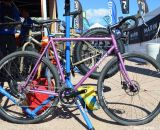 The newest Surly 'cross rig: The Straggler. Interbike 2013 © Cyclocross Magazine