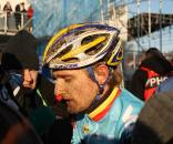 Wellens rode well to justify his Belgian team selection. 2010 Cyclocross World Championships, Tabor. ? Dan Seaton