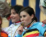 Cant clearly relished her bronze, the first Worlds medal for a Belgian woman. ©Thomas Van Bracht