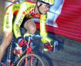 Bart Bowen at the 1999 Cyclocross National Championships in the Presidio, San Francisco. ? Mark Abramson