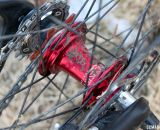 Tim Allen had plenty of praise for the proven Industry Nine hubs