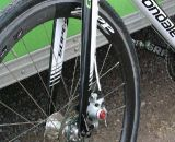 Traditional Zipp 303's, built around disc-compatible hubs. ©Cyclocross Magazine
