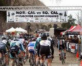 Elite Men Away at NorCal versus SoCal  © Tim Westmore