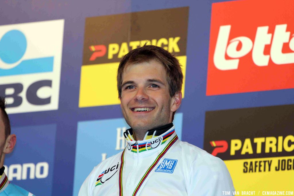 Neils Albert, 2012 world champ. ©Thomas van Bracht