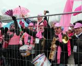 Stybar's fans are pretty in pink. ©Thomas van Bracht