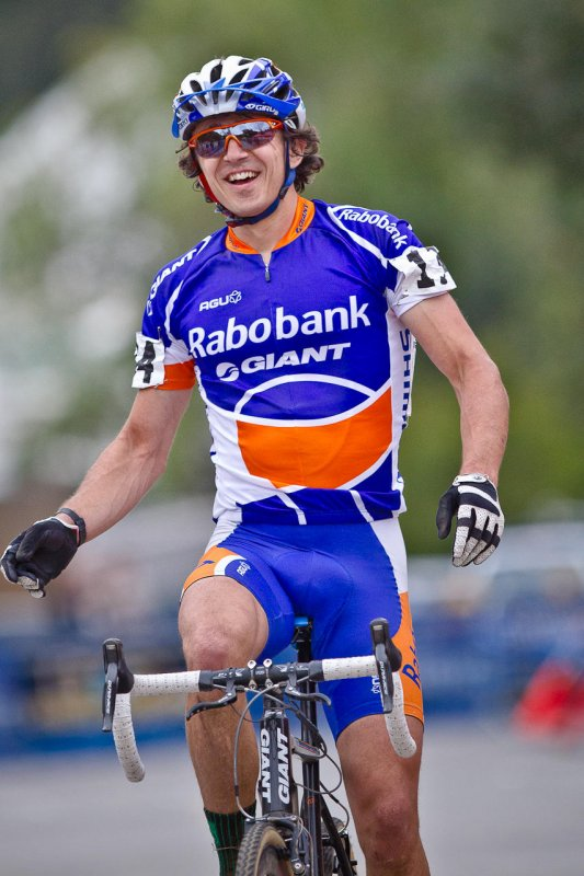 Adam Craig ( Rabobank-Giant) makes it two wins in consecutive days © Danny Munson/DMunsonPhoto.com