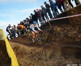 Summerhill held his early lead for the first third of the race. © Cyclocross Magazine