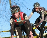 Zach McDonald had a strong ride and would eventually finish 11th © Janet Hill