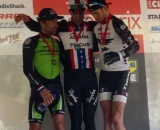 Men's podium  © Cyclocross Magazine