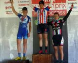 Women's podium  © Cyclocross Magazine