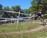 Krasniak chases Compton. © Cyclocross Magazine