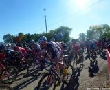 The men battle for the holeshot at USGP Sun Prairie Day 2. © Cyclocross Magazine
