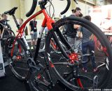 The Viaje in steel. Volagi's Interbike 2013 offerings. © Cyclocross Magazine