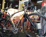 First look at the Viaje Ti from Volagi's Interbike 2013 offerings. © Cyclocross Magazine