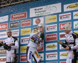 Stybar celebrates his breakout season. ? Dan Seaton