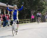 Mike Yozell wins the elite masters race. ? dennisbike.com