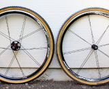 Rolf Prima added to its cyclocross lineup with the ECX alloy tubular and clincher wheelsets. © Cyclocross Magazine