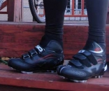 Sidi Diablo GTX's for this wintry ride ? Liz Cash
