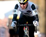 Jeremy Powers was the top placed Amercan at the 2009 UCI Cyclocross World Championships.  Powers finished 35th overall.