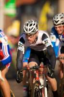 Luke Keogh (USA) at the 2009 Cyclocross World Championships