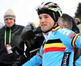 Niels Albert will be one prong in the powerful Belgian attack ? Bart Hazen