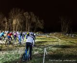 Large numbers of racers turned out to race for singlespeed glory. © Matthew Lasala