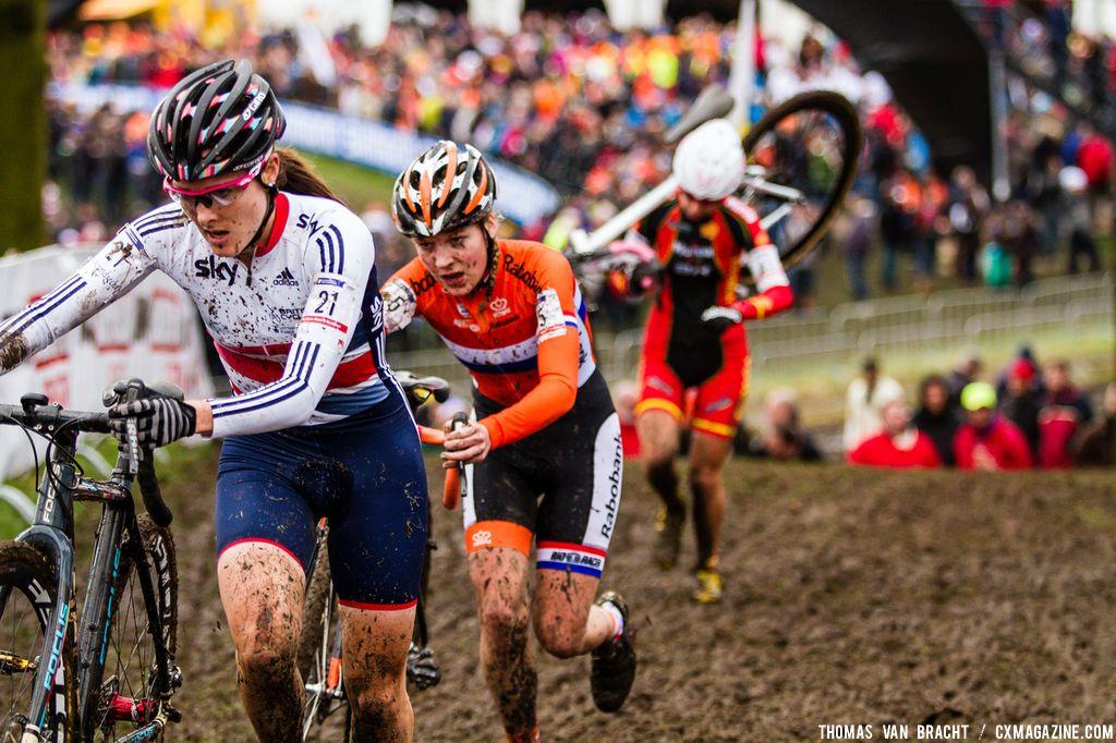 Gabby Durrin at 2014 World Championships. © Thomas Van Bracht