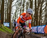 Marianne Vos at 2014 World Championships. © Pim Nijland