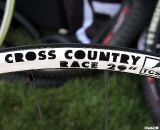 WTB was on hand to show off their new tubless wheel system. © Clifford Lee / Cyclocross Magazine