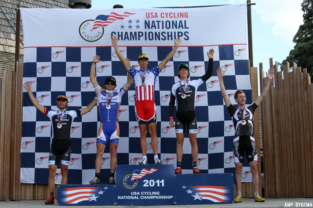 Mens Elite Podium ©Amy Dykema