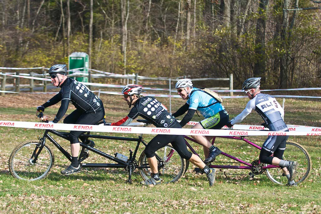 The tandem class was a hotly contested race in Ohio. ? Jeffrey B. Jakucyk