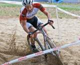 Elite Masters winner McShane masters the sand pit. ? Jeffrey B. Jakucyk