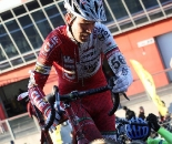 Troy Wells. 2009 Zolder Cyclocross World Cup. ? Bart Hazen